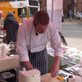 Cookery demonstrations return
