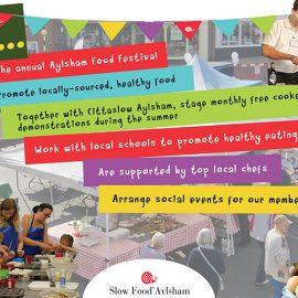 Love your food. Love Aylsham!