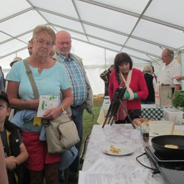 Aylsham Show – Jill's recipes