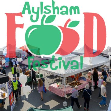 An invitation to the 2019 Food Festival