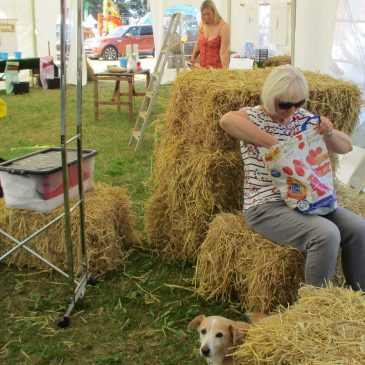 The heat is on for Aylsham Show