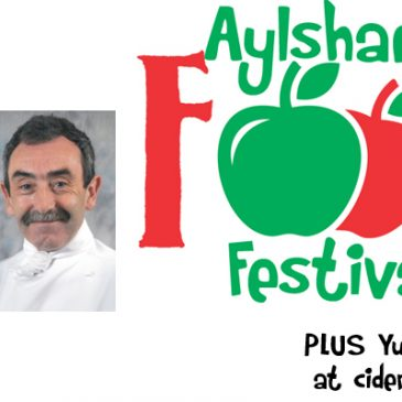 Chefs top the bill at Aylsham Food Festival