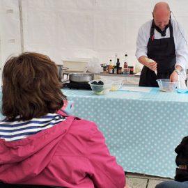 Calamares a la Aylsham and lamb fillet –  for £10