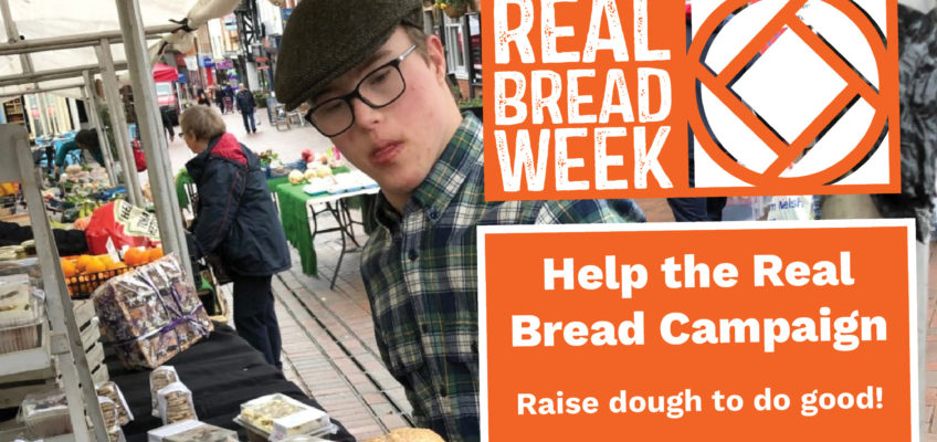 Help people bake a better future, one loaf at a time.